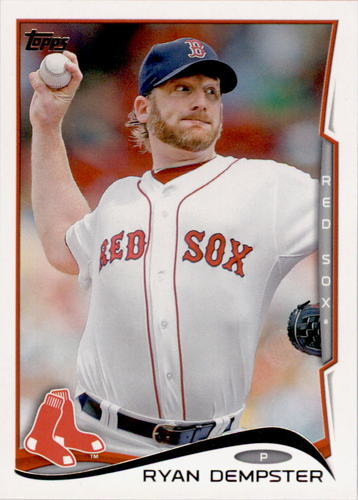 Photo of 2014 Topps #466 Ryan Dempster