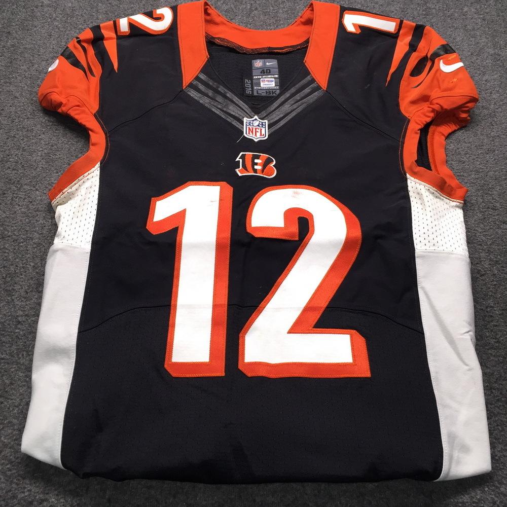 NFL Auction | NFL - Bengals International Series Alex Erickson ...