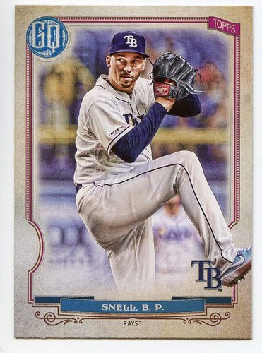 Photo of 2020 Topps Gypsy Queen #41 Blake Snell