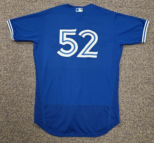 Photo of Authenticated Team Issued 2020 Spring Training Jersey: #52 Anthony Bass. Size 46