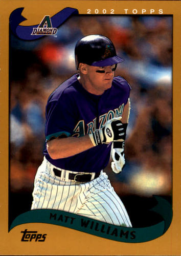 Photo of 2002 Topps #139 Matt Williams