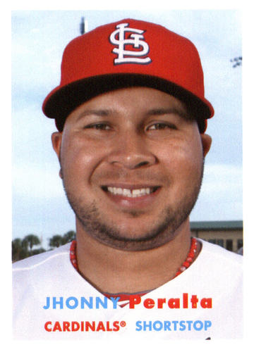 Photo of 2015 Topps Archives #37 Jhonny Peralta