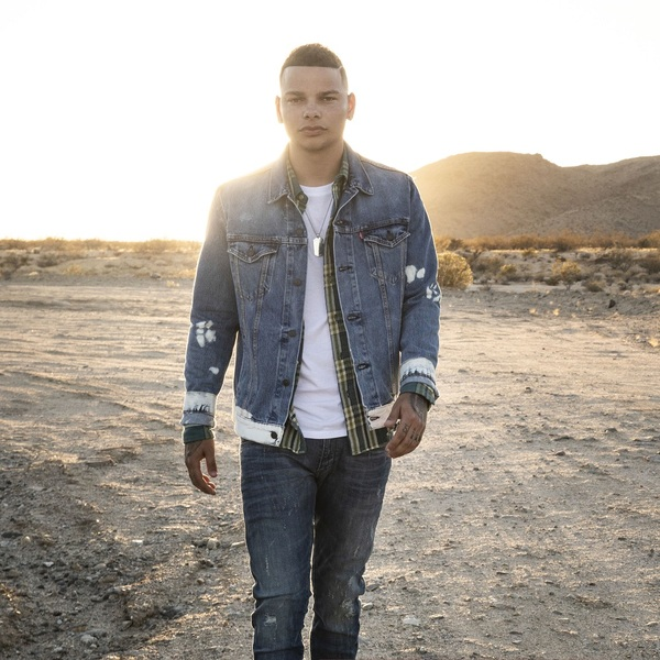 Photo of Game with Kane Brown Backstage