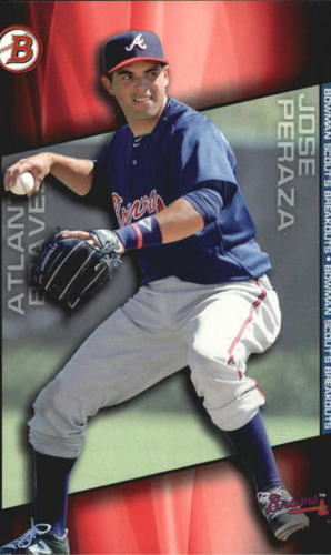 Photo of 2014 Bowman Draft Scouts Breakout #BSBJP Jose Peraza