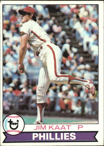 Photo of 1979 Topps #136 Jim Kaat