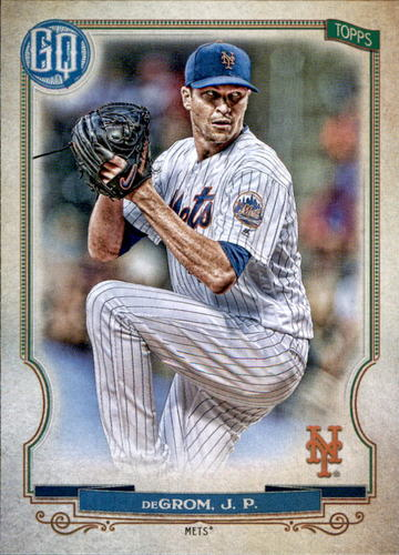 Photo of 2020 Topps Gypsy Queen #43 Jacob deGrom