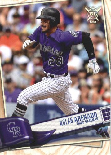 Photo of 2019 Topps Big League #192 Nolan Arenado