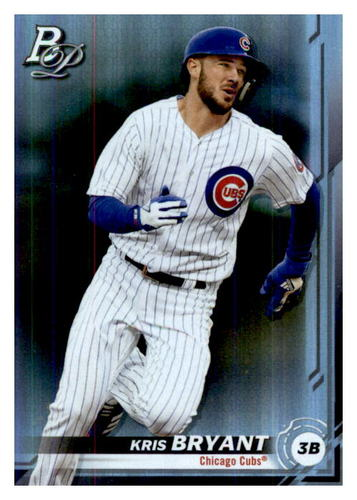 Photo of 2019 Bowman Platinum #29 Kris Bryant