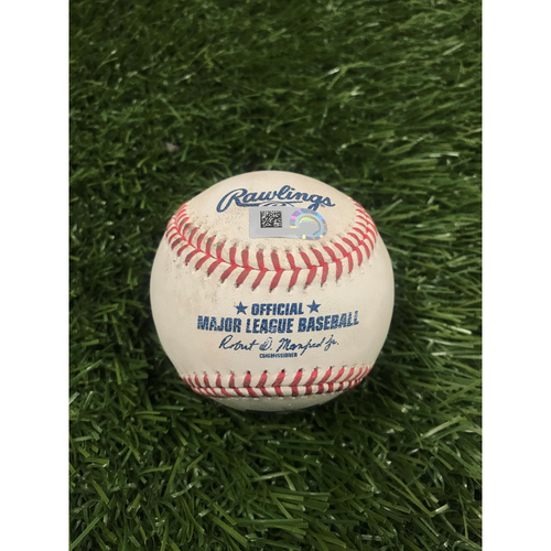 Photo of Freddie Freeman 2-Run Home Run Baseball - 9/10/2020 - 4th Inning