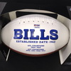 Bills - Patrick DiMarco Signed Panel Ball with Bills Logo