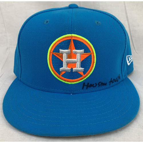 Photo of Jose Altuve Players Weekend Game Used Cap