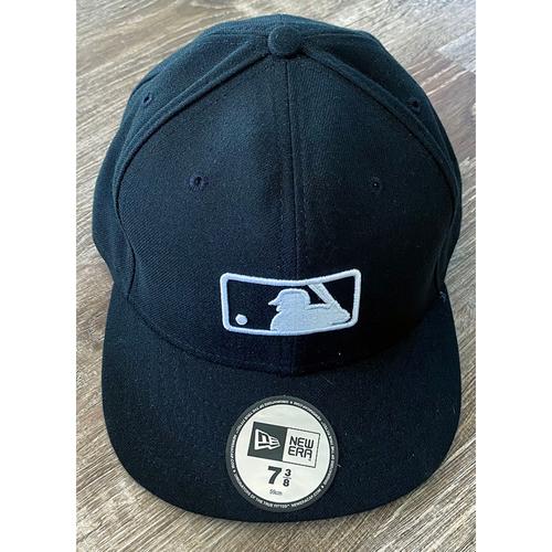 Photo of UMPS CARE AUCTION: MLB Umpire Base Cap, Size 7 3/8