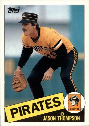 Photo of 1985 Topps Super #56 Jason Thompson