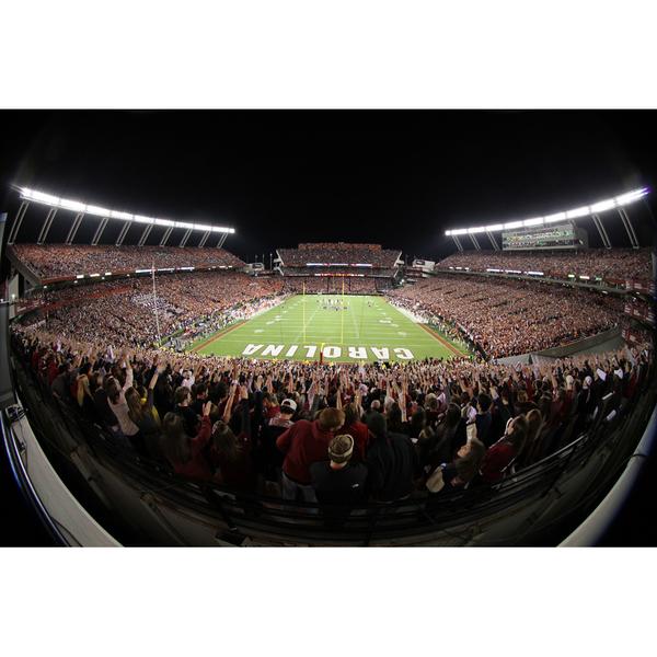 Photo of Gameday Tour of Williams-Brice Stadium - South Carolina Football vs. Clemson - 11/25/17 (3 of 5)