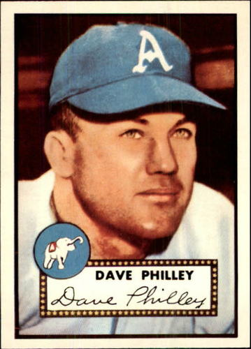 Photo of 1983 Topps 1952 Reprint #226 Dave Philley