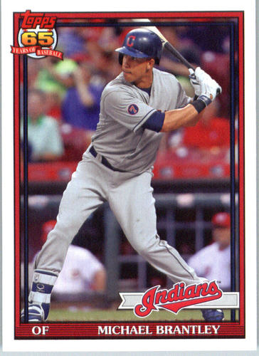 Photo of 2016 Topps Archives #274 Michael Brantley