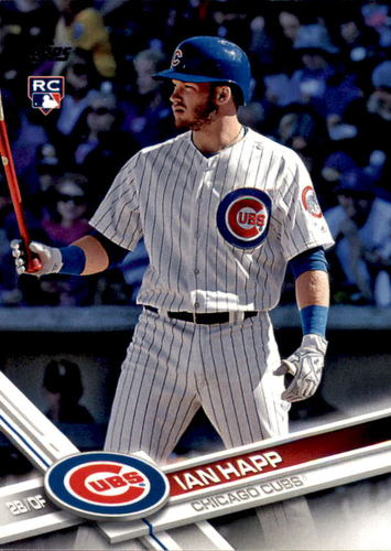 Photo of 2017 Topps Update #US10A Ian Happ Rookie Card