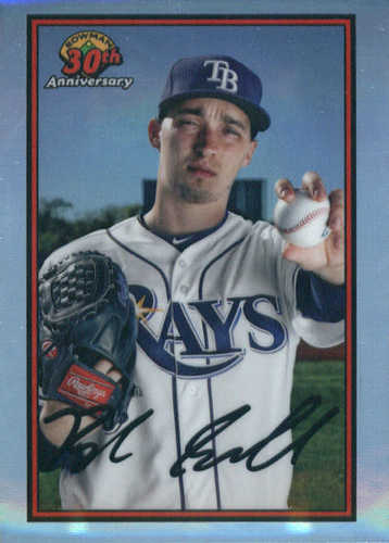 Photo of 2019 Bowman Chrome 30th Anniversary #B30BS Blake Snell