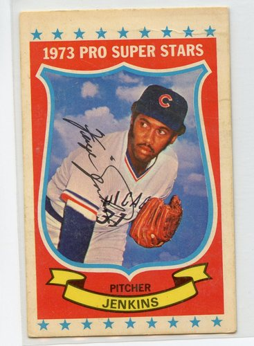 Photo of 1973 Kellogg's #28 Ferguson Jenkins