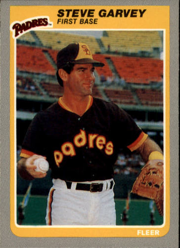 Photo of 1985 Fleer #32 Steve Garvey
