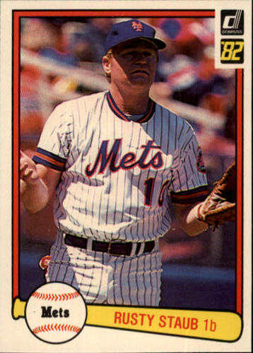 Photo of 1982 Donruss #56 Rusty Staub