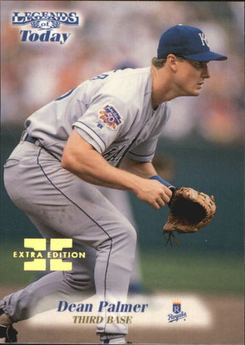 Photo of 1998 Sports Illustrated Then and Now Extra Edition #119 Dean Palmer