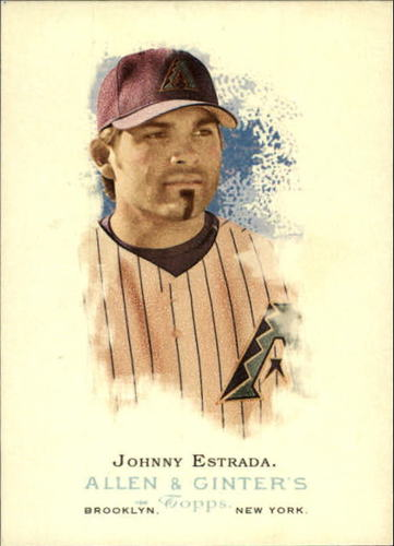 Photo of 2006 Topps Allen and Ginter #26 Johnny Estrada