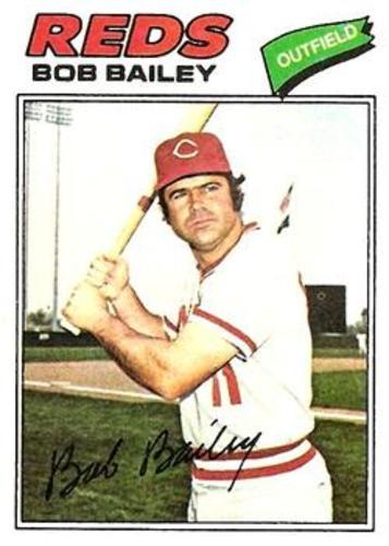 Photo of 1977 Topps #221 Bob Bailey