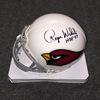 HOF - Cardinals Roger Wehrli signed Cardinals mini helmet