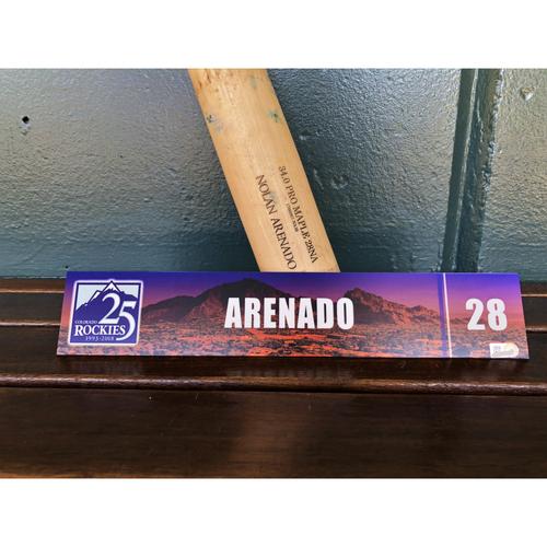 Photo of Colorado Rockies Nolan Arenado Spring Training Bundle