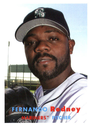 Photo of 2015 Topps Archives #40 Fernando Rodney