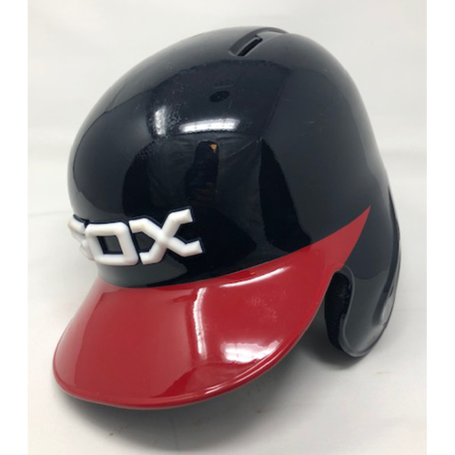 Photo of Tim Anderson Game-Use 1983 Style Batting Helmet
