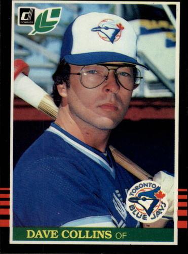 Photo of 1985 Leaf/Donruss #172 Dave Collins