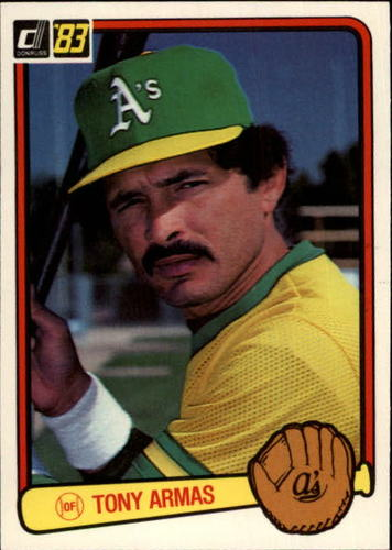 Photo of 1983 Donruss #71 Tony Armas
