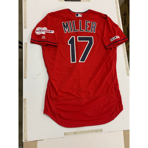 Photo of Brad Miller Team Issued 2019 Alternate Home Jersey