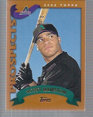 Photo of 2002 Topps Traded #T156 Scott Hairston RC