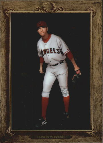 Photo of 2007 Topps Turkey Red Chrome #99 Dustin Moseley