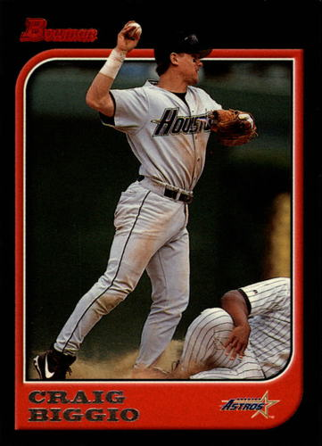 Photo of 1997 Bowman #24 Craig Biggio