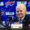 Bills - Head Coach Sean McDerrmott Signed 11X14 Framed Photo