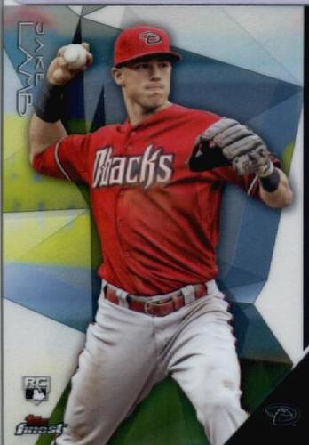 Photo of 2015 Finest #79 Jake Lamb RC