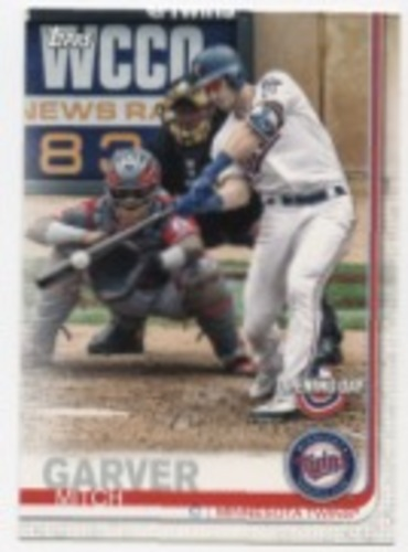 Photo of 2019 Topps Opening Day #103 Mitch Garver