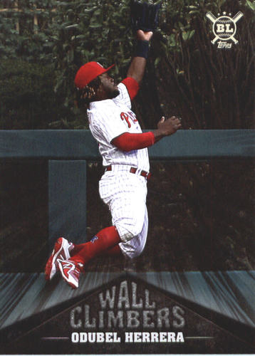 Photo of 2019 Topps Big League Wall Climbers #WC5 Odubel Herrera