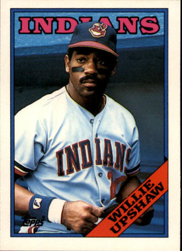 Photo of 1988 Topps Traded #123T Willie Upshaw