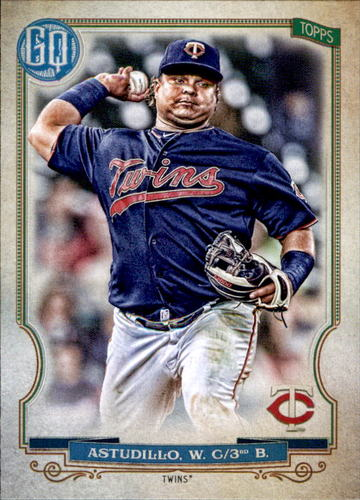 Photo of 2020 Topps Gypsy Queen #46 Willians Astudillo