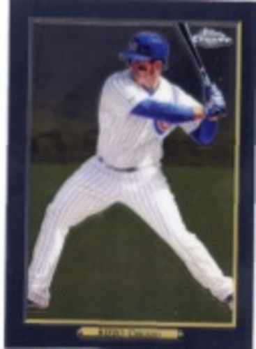 Photo of 2020 Topps Turkey Red '20 Chrome Series 2 #TRC25 Anthony Rizzo