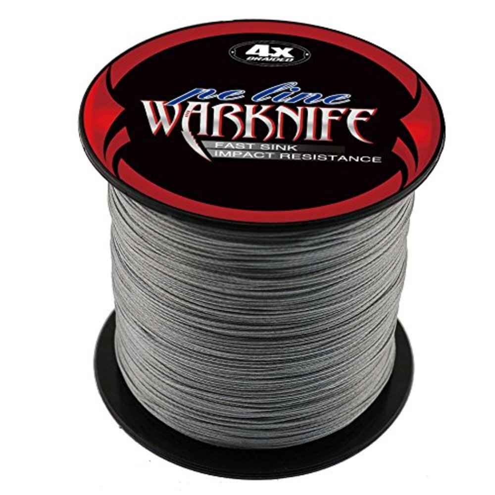 Photo of Warknife 4 Stands Super Strong Braided Fishing Line