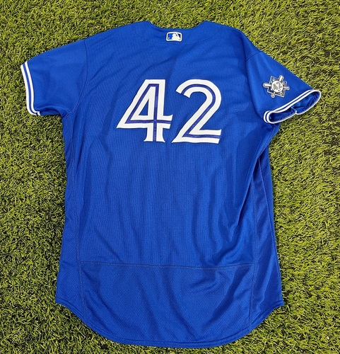 Photo of CHARITY AUCTION: Authenticated Team Issued #42 Jersey: Daniel Vogelbach (2020 Season). Size 50.