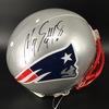 NFL - Patriots Matthew Slater Signed Proline Helmet
