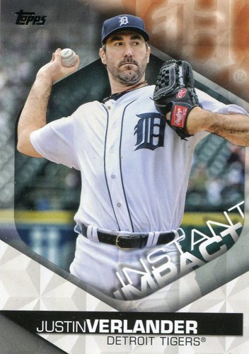 Photo of 2018 Topps Instant Impact #II33 Justin Verlander