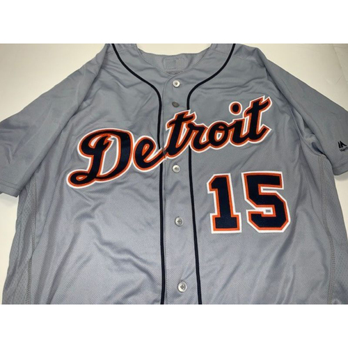 Photo of Game-Used Road Jersey: Ron Gardenhire